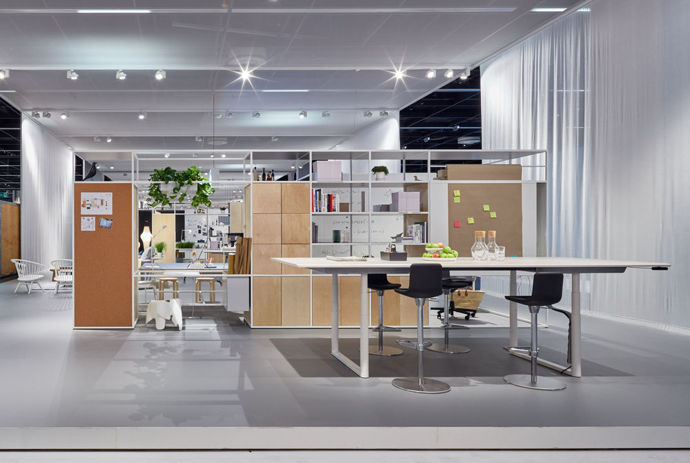 Vitra studio office comes to orgatec 2016 sevil peach for Office design news